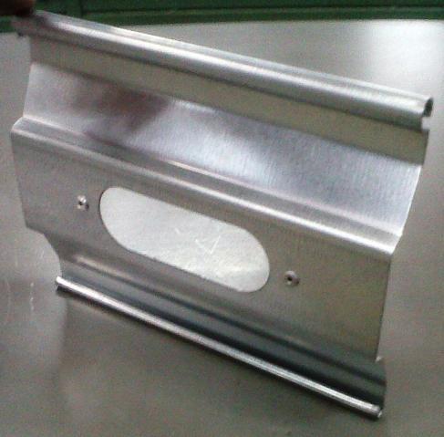 Rideaux m talliques galvanis s lames d10 mischler en ligne for Porte de garage mischler