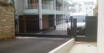 Portail roulant autoport manuel mischler en ligne for Porte de garage mischler